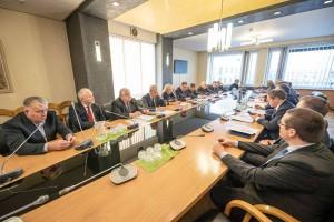 Lietuvos nederlingų žemių naudotojų asociacija įstojo į Žemės ūkio tarybos gretas